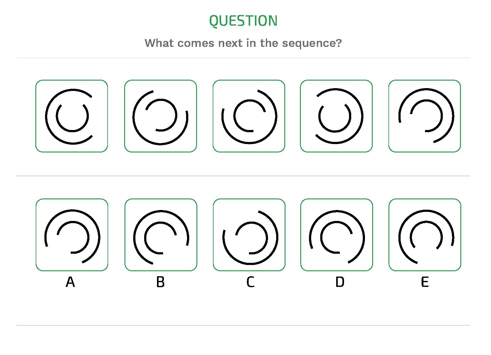 CUBIKS PROBLEM SOLVING C PRACTICE TEST