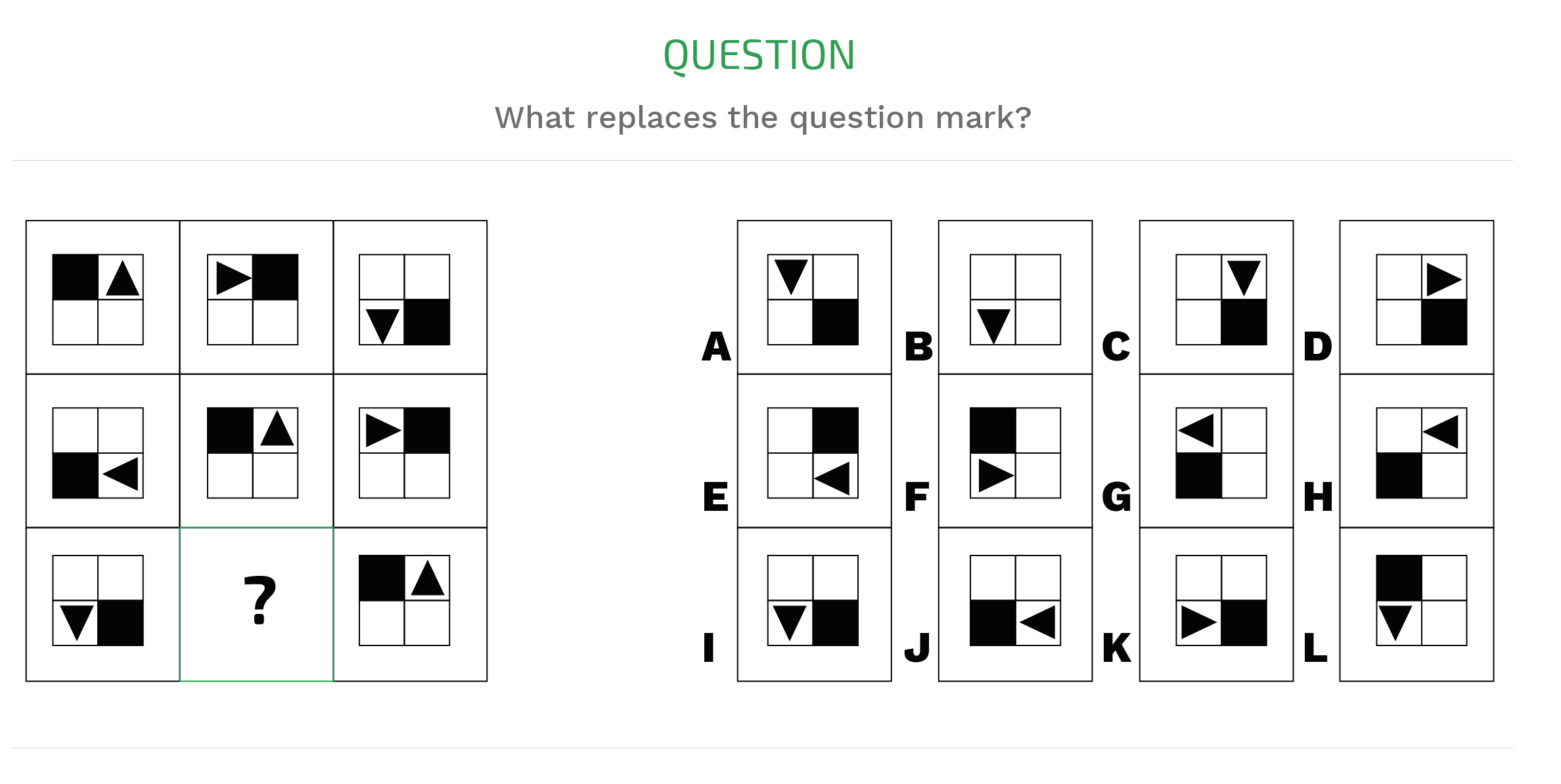 sample sales assessment test questions