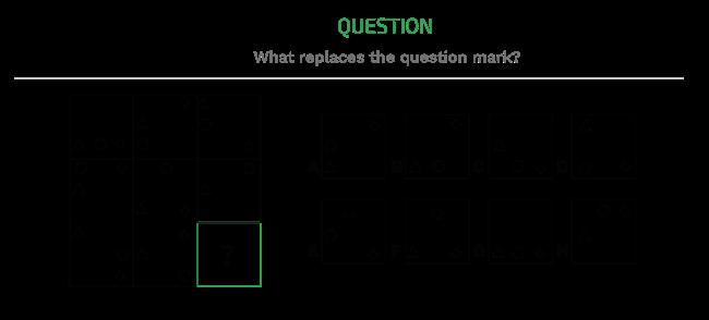 Iq Test Questions Pdf
